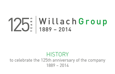 125 years of Willach 1889 – 2014